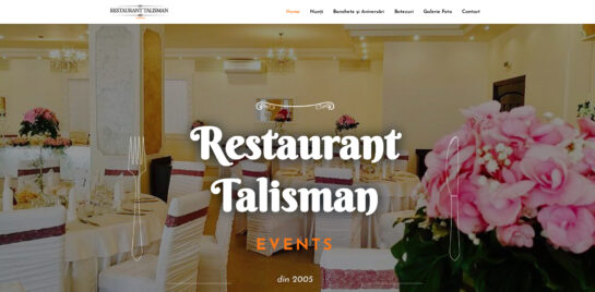 site web design cluj